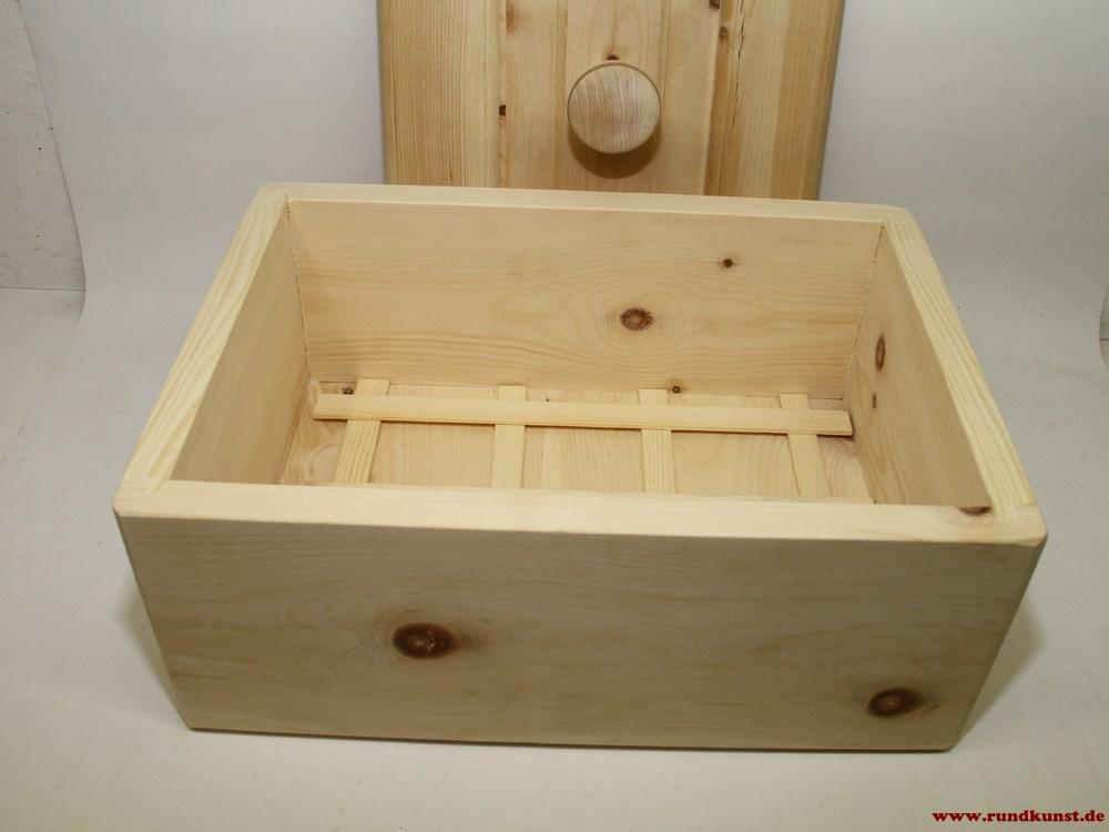 zirben brotdose 25 x 35 rundkunst. Black Bedroom Furniture Sets. Home Design Ideas