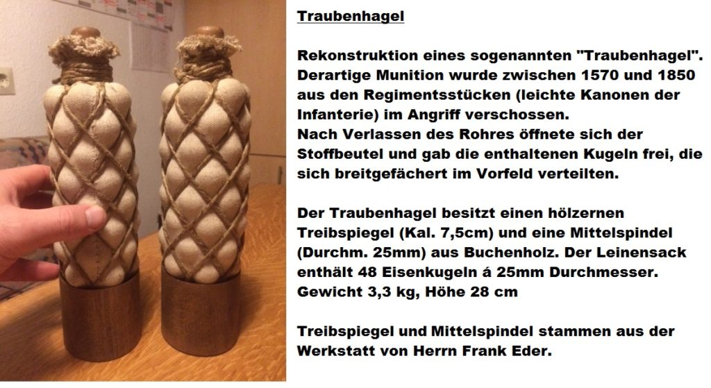 Traubenhagel